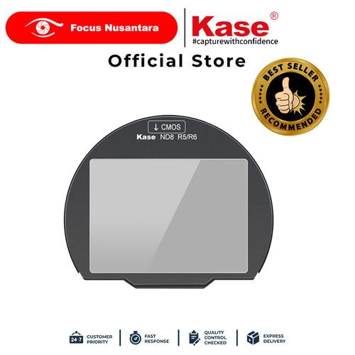 Foto Produk KASE ND8 Clip-In Filter f/ Canon R5/R6 dari Focus Nusantara