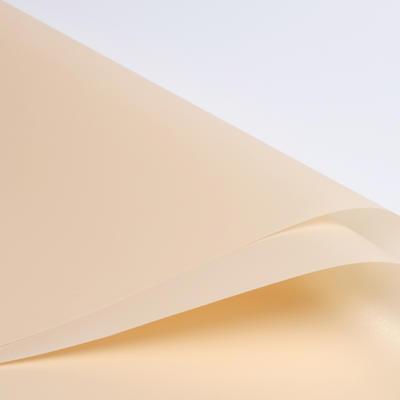 Foto Produk Kertas Bunga Wrapping Paper (LEMBARAN; size 60x60cm) Full Color Cello - 163 TAWNY dari Wood chip store