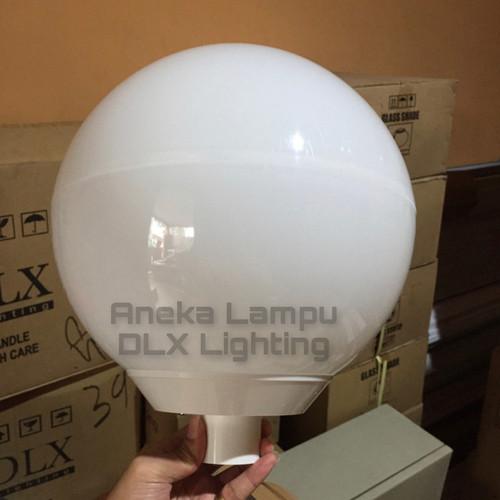 Jual Lampu Taman Plastik Mika Bulat Putih Susu Genlite Bukan Dlx Kaca Jakarta Timur Anekalampu Dlx Lighting Tokopedia