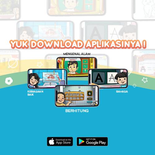 Foto Produk Aplikasi Pendidikan Anak ICANDO - Subscribe 6 bulan dari ICANDO Indonesia