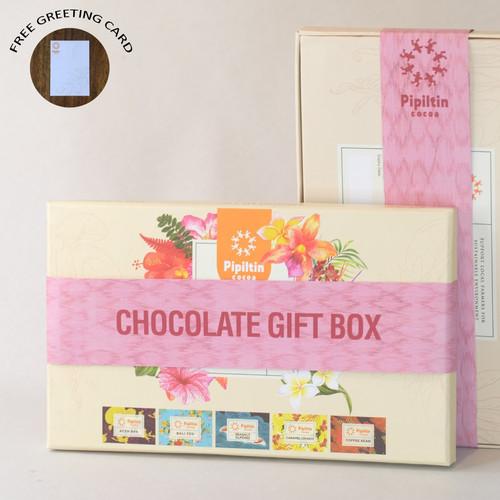 Foto Produk Pipiltin Cocoa Gift Box 15 x 5gr dari Pipiltin Cocoa