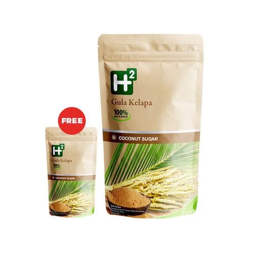 Foto Produk H2 Gula Kelapa 250gr BOGOF dari Kalbe Consumer Health