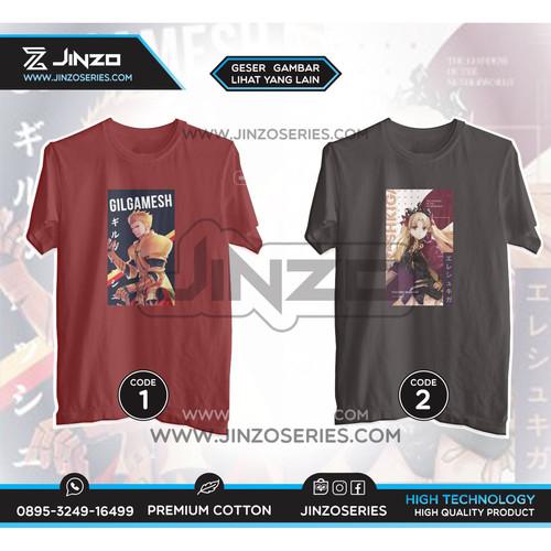 Foto Produk T Shirt Anime Fate Series - M, CODE 1 dari Jinzo Series