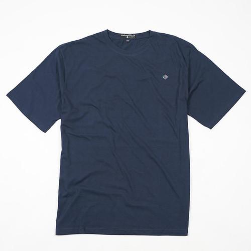 Foto Produk Dailyoutfits Kaos Polos Premium T-shirt Navy Katun Combed 30S Unisex - L dari Daily Outfits DYO