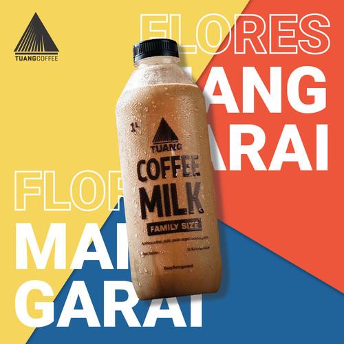 Foto Produk Kopi Susu Original 1 Liter - Hanya Go-send Instant (Tanpa Pengawet) dari Tuang Coffee
