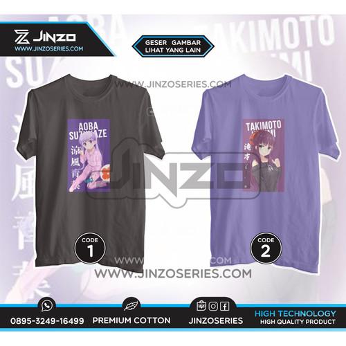 Foto Produk T Shirt Anime New Game - M, CODE 1 dari Jinzo Series