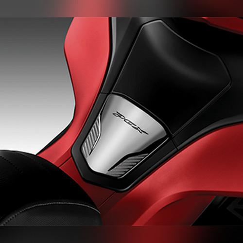 Foto Produk Garnish Fuel Tank Honda PCX 160 08F47K1ZG00 dari Honda Cengkareng