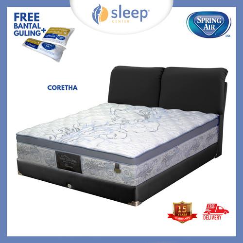 Foto Produk SC Spring Air Coretha Set - 160x200 dari SLEEP CENTER