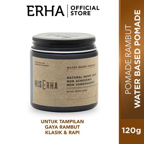 Foto Produk HIS ERHA Water-based Pomade dari Erha Official Store
