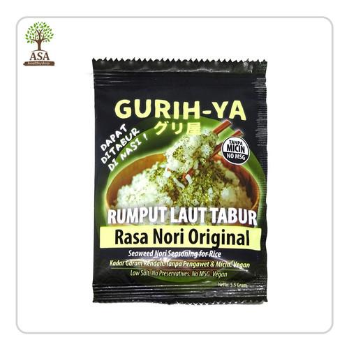 Foto Produk GURIH YA Seaweed Seasoning Sachet - Original dari ASA natural & healthy