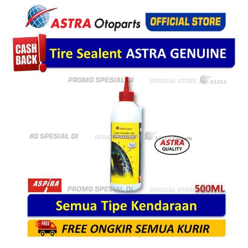 Foto Produk Cairan Anti Bocor Ban Tubeless 500 ml ASPIRA BAN MOTOR 17 INCH dari Astra Otoparts