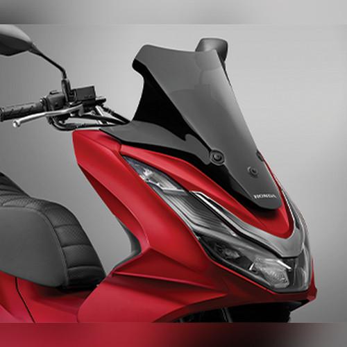 Foto Produk High Windscreen Visor Honda PCX 160 08S10K1ZG00 dari Honda Cengkareng