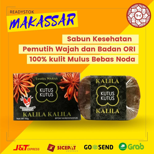 Foto Produk Sabun Kalila Kalila dari Rai Organik Online