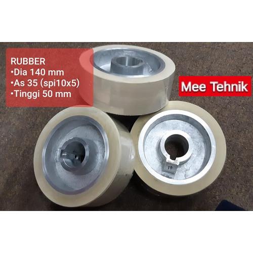 Foto Produk Roda Rubber dari Mee Online Order