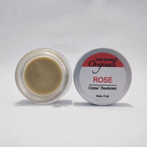 Foto Produk Creme' Deodorant Rose dari Green Mommy Shop