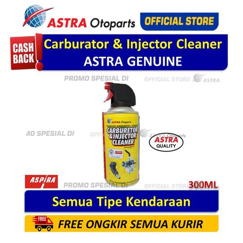 Foto Produk Carburator & Injector Cleaner 300 ml ASPIRA untuk SEMUA MOTOR dari Astra Otoparts