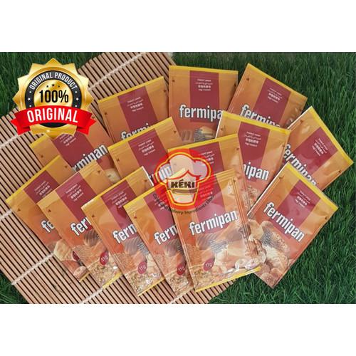 Foto Produk PROMO FERMIPAN ragi instan Sachet 11gram ( tanpa box ) dari KEKI Cake and Bakery Ingredients store