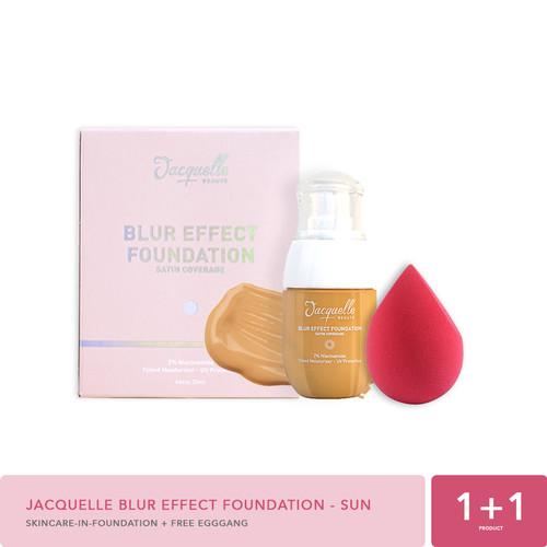 Foto Produk Jacquelle Blur Effect Foundation - Sun dari Jacquelle Official