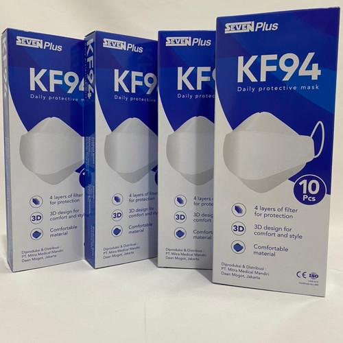 Foto Produk KF94 MASKER SEVEN PLUS dari RISMARTOfficial Store