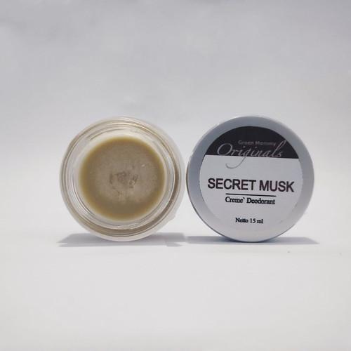 Foto Produk Creme Deodorant Secret Musk dari Green Mommy Shop
