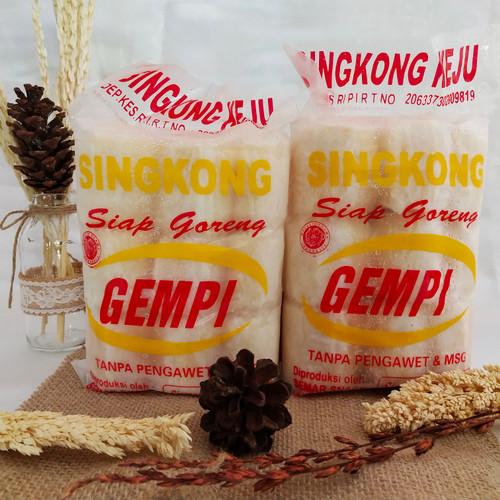 Foto Produk Singkong Keju Gempi dari Pawon Frozen Food
