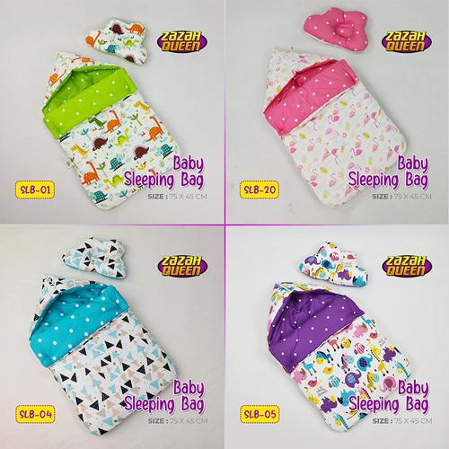 Foto Produk Baby Sleeping Bag - Tempat Tidur Bayi dari Zazah Queen