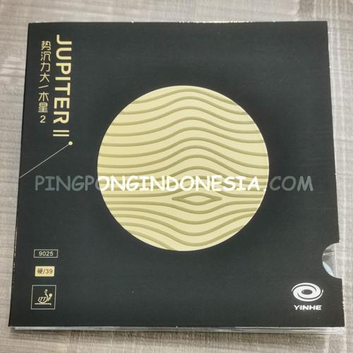 Foto Produk Yinhe Jupiter II D39 - Black dari PingPongIndonesia