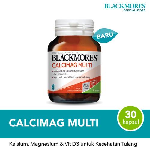 Foto Produk Blackmores Calcimag Multi (30) dari Blackmores Wellness