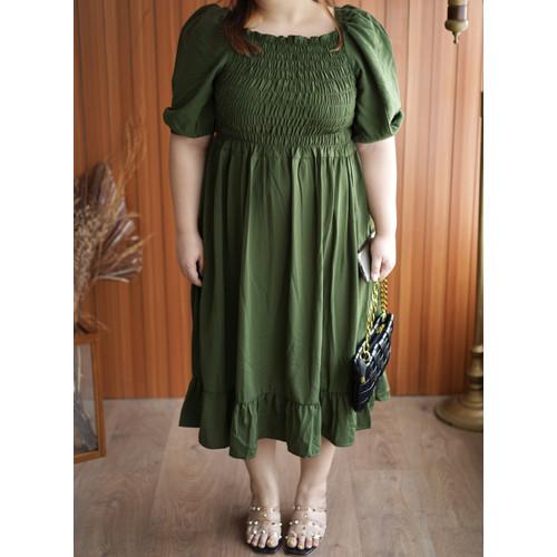 Foto Produk Kode 854 dress bigsize jumbo wanita dari Bigsissy