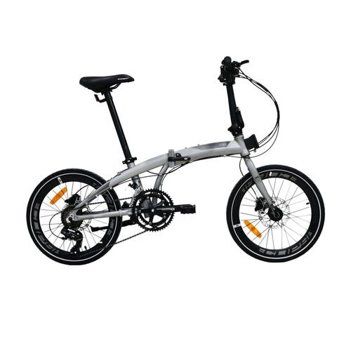 Foto Produk Element Ecosmo Z8 Sepeda Lipat [20 Inch] 451 - Silver dari ElementIndonesia