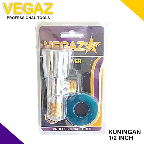 Foto Produk VEGAZ - Kran Shower Kuningan dari Vegaz-Tools