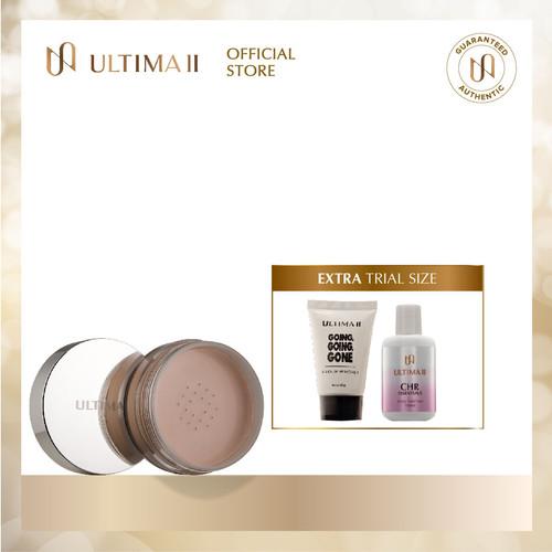 Foto Produk Ultima II Delicate Translucent Face Powder with Moist 24G - Medium dari Tempo Store Official