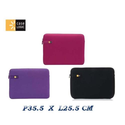 Foto Produk Tas Laptop Case Logic Sarung Softcase Macbook Sleeve 13 inch - ungu dari ipeka.netmedia