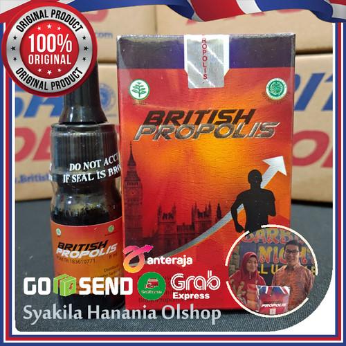 Foto Produk BRITISH PROPOLIS Asli 100% Original Distributor Resmi - Reguler dari Syakila Hanania