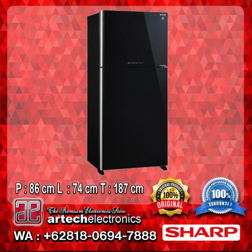 Foto Produk SHARP Kulkas 2 Pintu SJ-IG963PG-BK dari Artech Electronics Medan