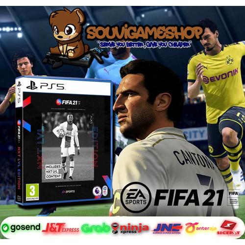 Foto Produk PROMO !! PS5 FIFA 21 NXT LVL / FIFA21 NEXT LEVEL CD BD PS5 R3 ASIA - ENG dari souvigameshop