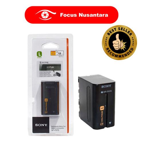 Foto Produk SONY Rechargeable Battery Pack NP-F970 dari Focus Nusantara