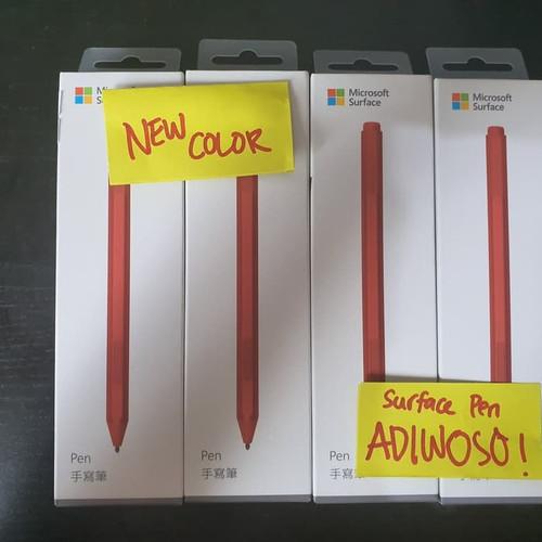 Foto Produk Microsoft Surface Pen Poppy Red dari Adiwoso