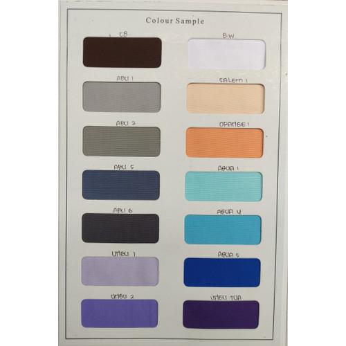 Foto Produk Kemeja Alisan Polos PANJANG size 18-18.5 (Cek Katalog Warna) dari Alisan CyberStore