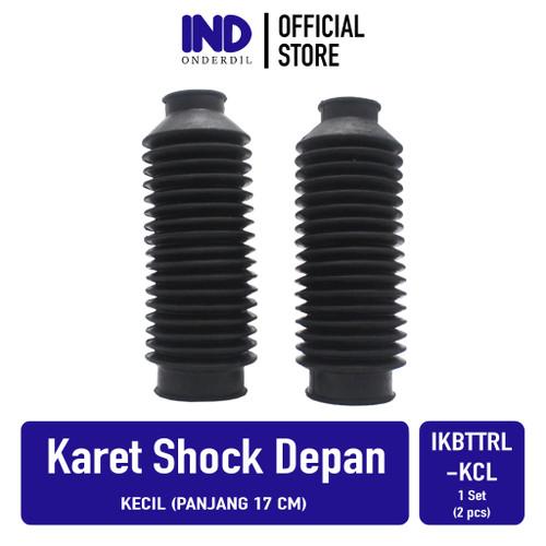 Foto Produk Karet-Cover-Kondom Shock-Sok-Shok Depan Untuk Semua Jenis Motor - Kecil dari IND Onderdil