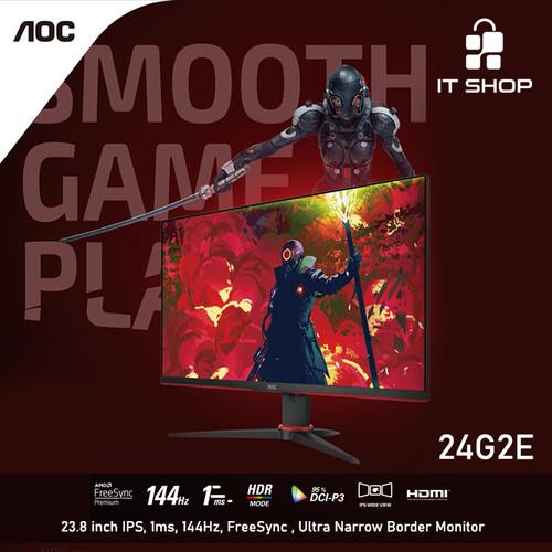 Foto Produk AOC 24G2E Monitor Gaming dari IT-SHOP-ONLINE