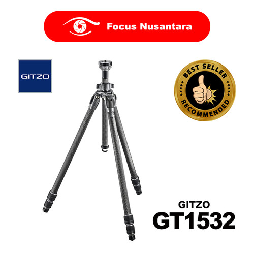 Foto Produk GITZO GT1532 Mountaineer Tripod Ser 1 3 Sec dari Focus Nusantara