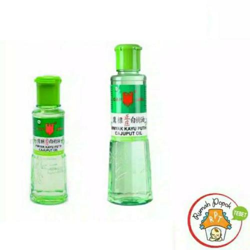 Foto Produk Minyak Kayu Putih Cap Lang 60ml dan 120 ml - caplang 120ml dari Griselda Online Shop
