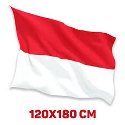 Foto Produk Bendera Indonesia Merah Putih 120 x 180 cm dari reynaldo-tan