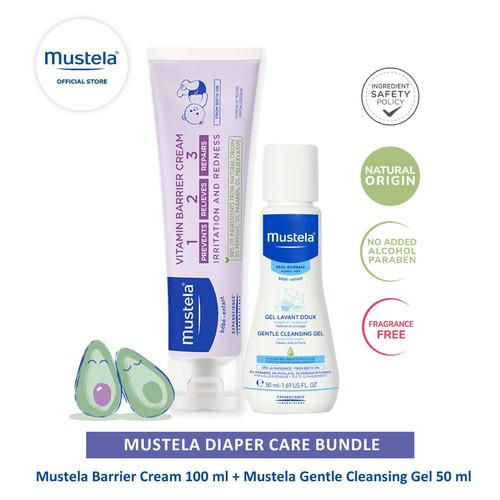 Foto Produk Mustela Diaper Care bundle dari Mustela Indonesia
