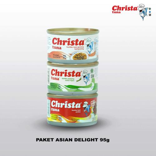 Foto Produk Christa Tuna Asian Delight Kemasan Kecil dari Christa Tuna Official