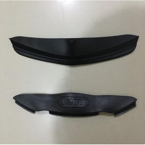 Foto Produk Paket Nose Guard Shoei x14 X12 Xspirit + Lower air Shoei x14 Murah 1:1 dari BLiss Accessories