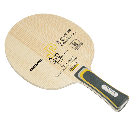 Foto Produk Donic Persson World Champion 89 Carbon Blade / Bet Tenis Meja Pingpong dari ASTA SPORT DONIC STORE