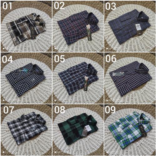 Foto Produk Kemeja flanel premium quality grosir kemeja flanel dari Brave Store ID