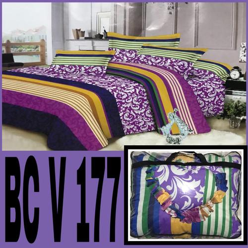 Foto Produk Bedcover Set Termurah ( sprei dan bed cover ) dari Wallmart